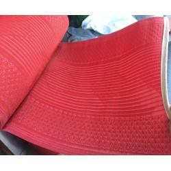 kırmızı fuar halısı